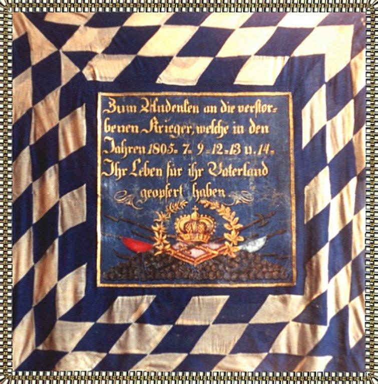1. Fahne v. 1839 B
